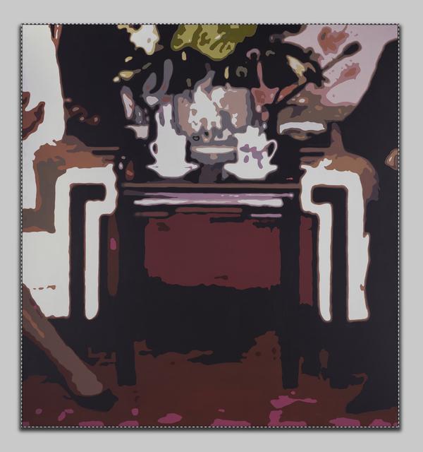 , 'Surveillance and Panorama #4,' 2018, Tang Contemporary Art