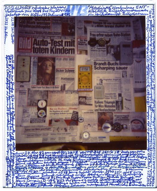 , '1142, 23.11.1993,' 1993, Blain | Southern