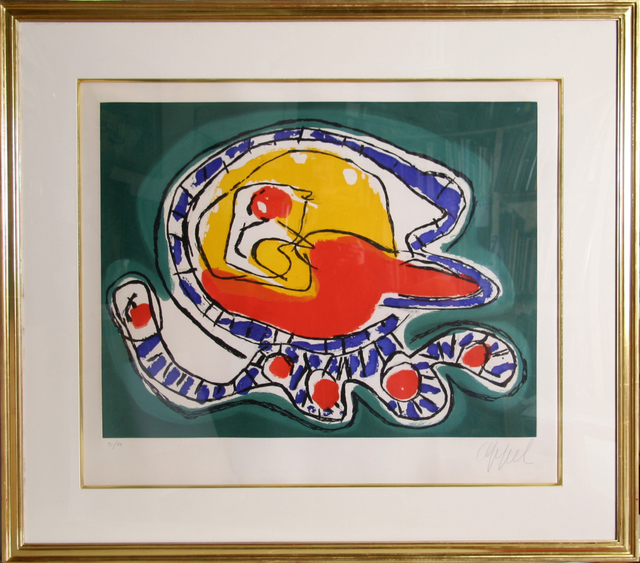Karel Appel, 'Tete Montagne I', 1980, RoGallery