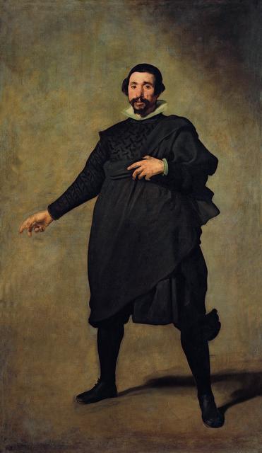 , 'Portrait of Pablo de Valladolid,' ca. 1635, RMN Grand Palais