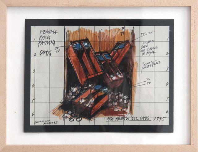 , 'Armadi del Chaos,' 1995, Mario Mauroner Contemporary Art Salzburg-Vienna