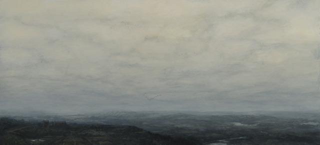 , 'Flock in a landscape,' 2012, DANESE/COREY