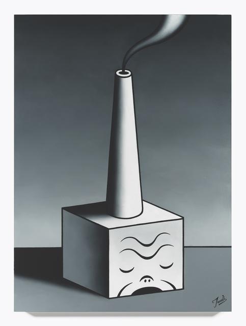 Gary Taxali, 'Factory ', 2015, Galerie Matthew Namour