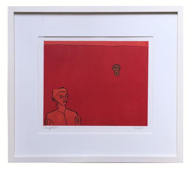 , 'Graffiti 3,' ca. 1990, Benjaman Gallery Group