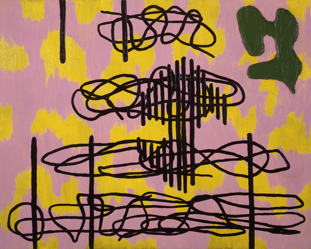 Jonathan Lasker, 'TODAY'S FREEHAND ', 1988, Cheim & Read