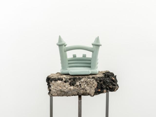 , 'Chateau Green,' 2016, Chamber