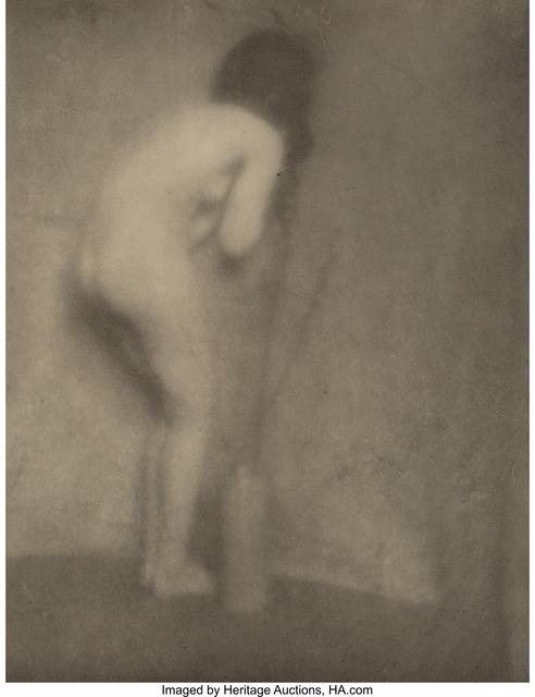 Edward Steichen, 'The Little Model', 1906, Heritage Auctions