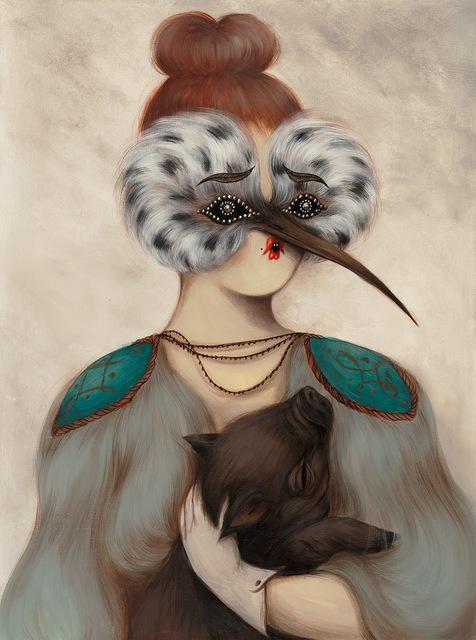 , 'Palomita II,' 2015, Isabel Croxatto Galería