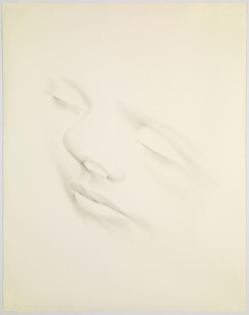, 'Slumberland XXI (Camille),' 2014, Galerie Lelong & Co.