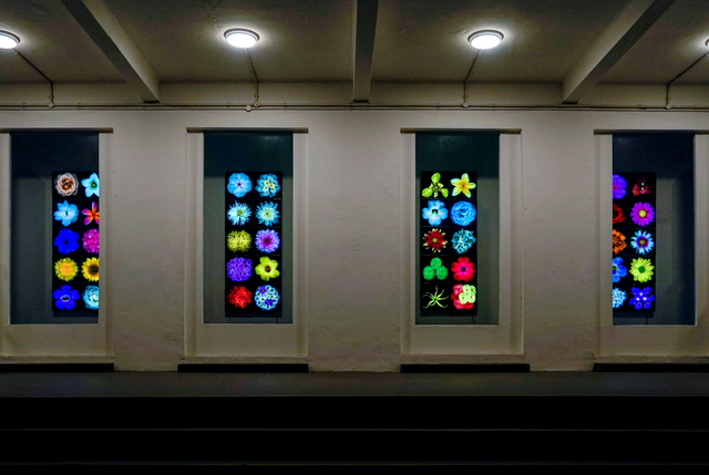 , 'Flower Power Series,' 2018, Mizuma Art Gallery