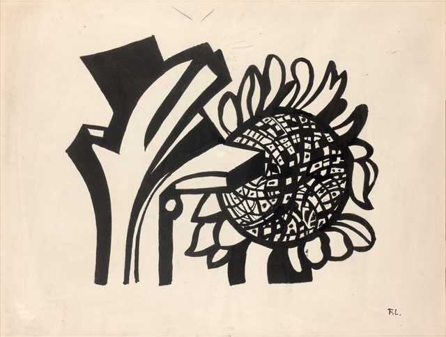 , 'Tournesol,' ca. 1952, BAILLY GALLERY