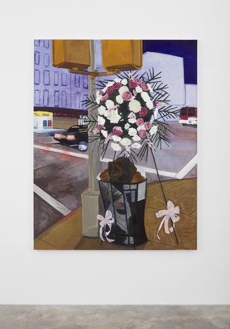 , 'Memorial,' 2017, Casey Kaplan