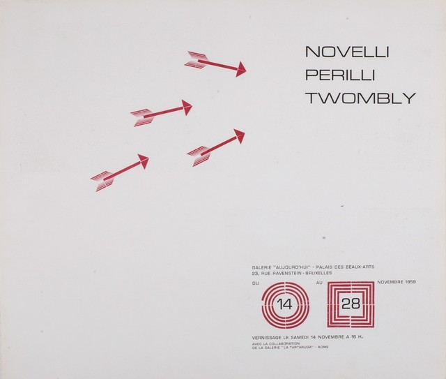 Various Artists, 'Group exhibition', 1959, Finarte