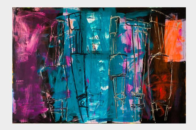 , 'Stools,' 2016, Voloshyn Gallery