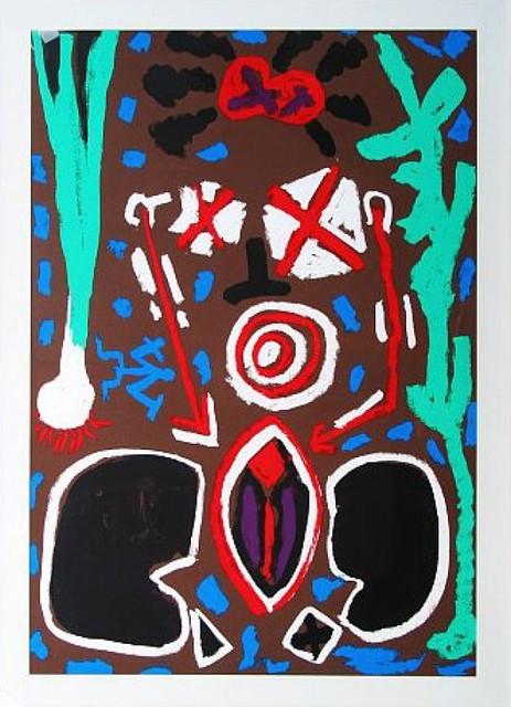 A.R. Penck, 'Keramik', Unknown, Kunzt Gallery
