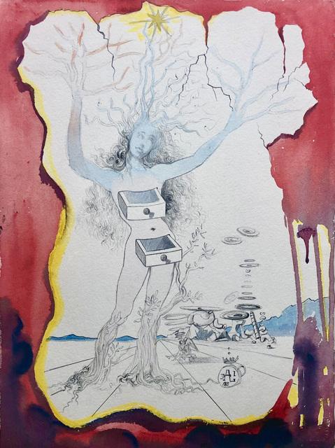 Salvador Dalí, 'Woman with drawers ', 1965, Galeria Jordi Pascual