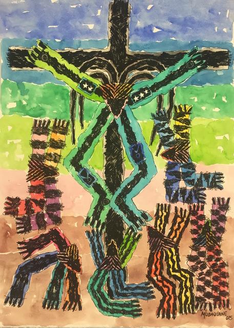 , 'Jesus foi militar!,' 2015, Galeria 111