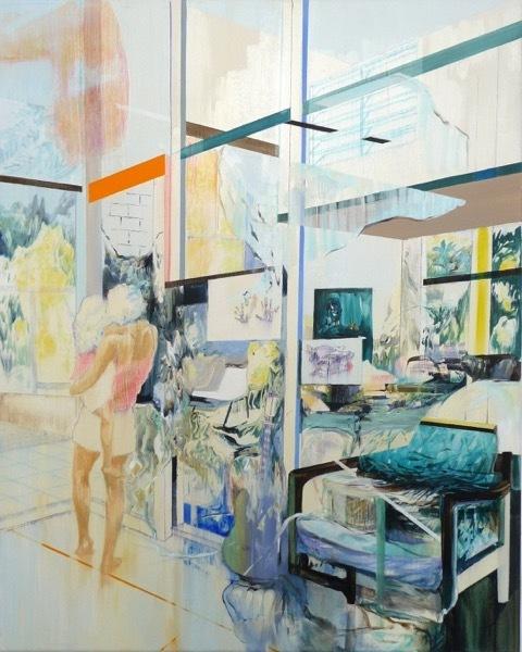 , 'Deuxième présent,' 2018, Emmanuelle G Gallery