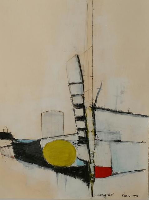 Kelton Osborn, 'Insertion III', 2015, Michael Warren Contemporary