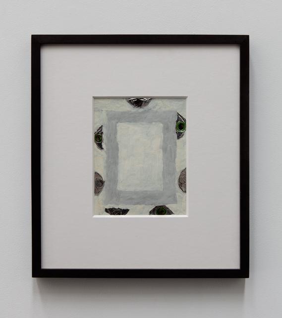 , '7 Eyes (3 Green),' 2005, Tatjana Pieters