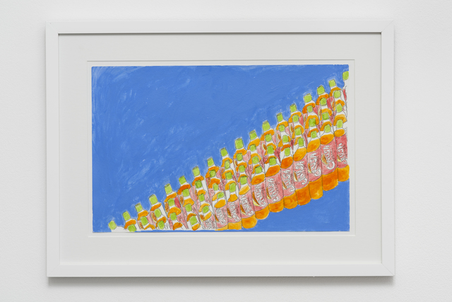 , 'Crush Soda Study,' 2017, Pilar Corrias Gallery