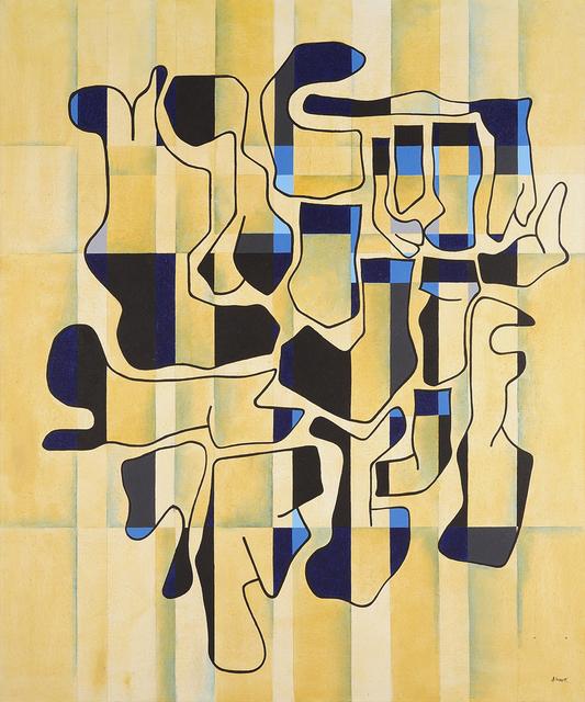 , 'Relationships 2,' 1975, Charles Nodrum Gallery