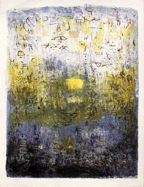 , 'Forêt Perdue,' 1955, PARKVIEW ART Hong Kong