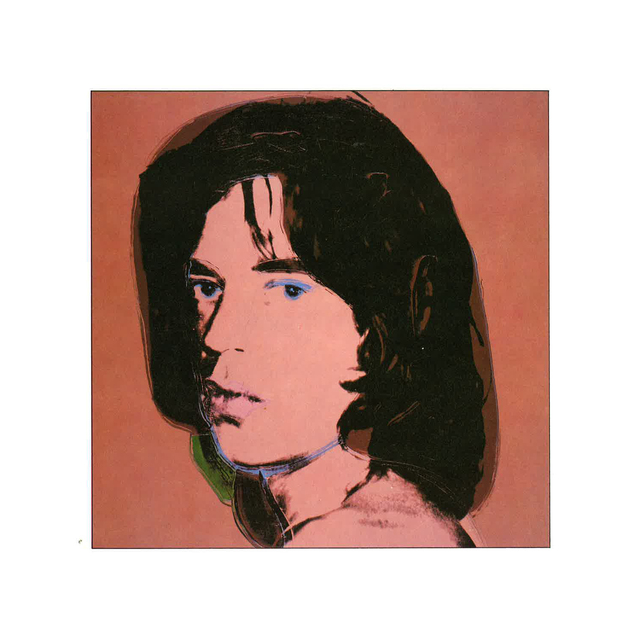 Andy Warhol, 'Mick Jagger', 1979, White Cross