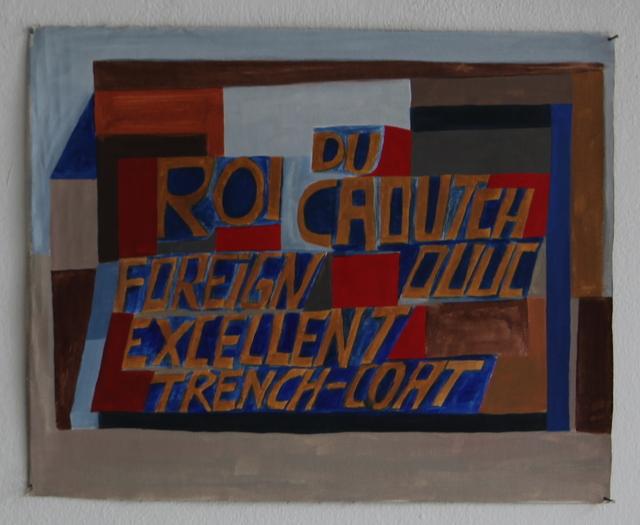, 'Le Roi Du Cautchouc,' 2016, Ignacio Liprandi Arte Contemporáneo