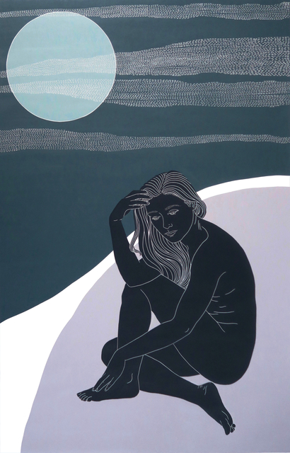 , 'High Up in the Moonlight,'  , JoAnne Artman Gallery
