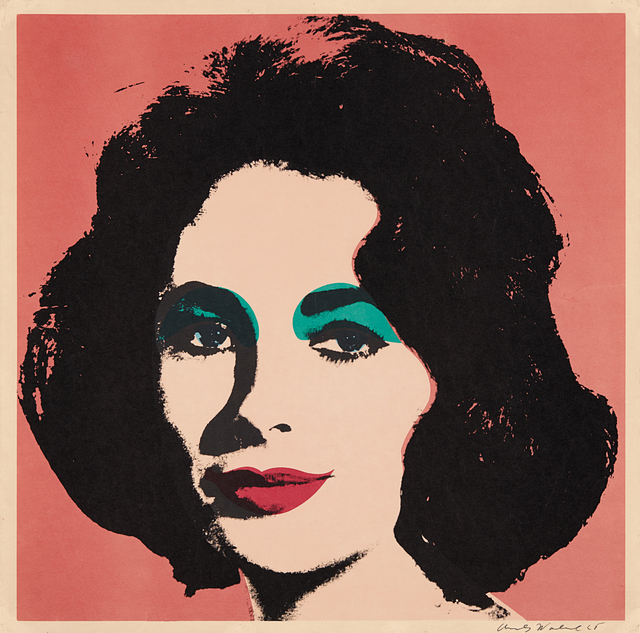 Andy Warhol, 'Liz', 1964, Phillips
