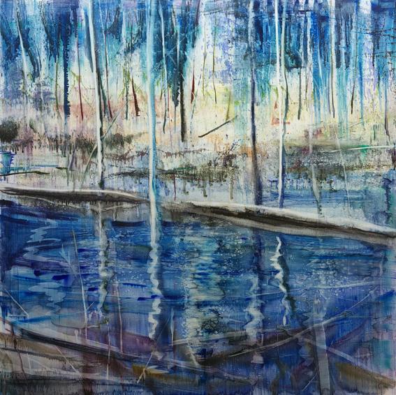 , 'Halifax,' 2018, Galerie Andreas Binder