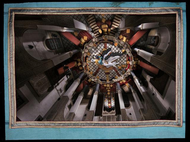 NICOLAS HENRY, 'L'enfant et la Cigogne (Fès - Maroc)', 2019, Loft Art Gallery