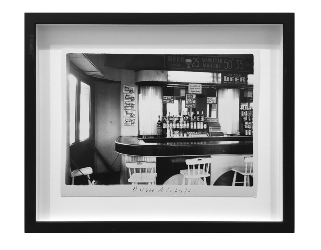 , 'Empty New York (Bar),' 1964, Joshua Liner Gallery
