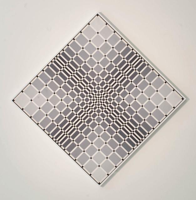 Francisco Sobrino, 'Untitled,', 1959-1970, Painting, Acrylic on canvas, Sicardi   Ayers   Bacino