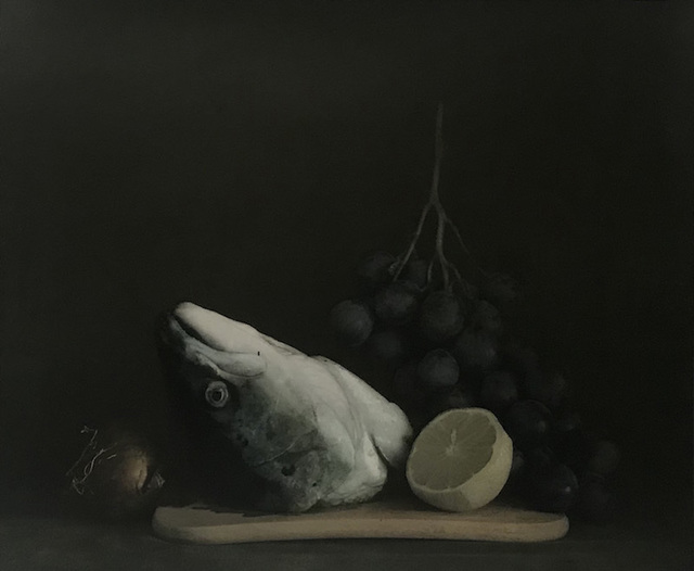 Ingar Krauss, 'Untitled (fishhead), Rantum', 2011, Robert Mann Gallery