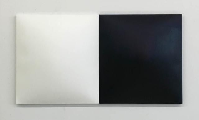 , 'A Conversation Piece (White & Indigo),' 2015, Alon Zakaim Fine Art