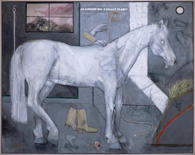 , 'El Caballo Blanco,' 1998, Etherton Gallery