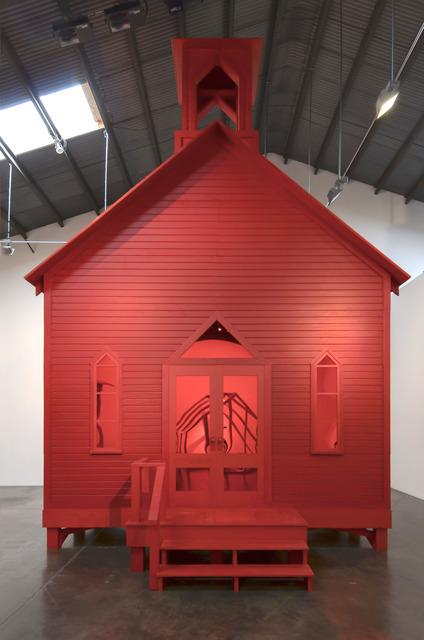 , 'House of Worship,' 2017, Shoshana Wayne Gallery