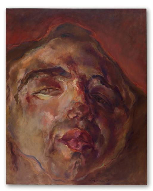 , 'Parisian head,' 1973, Galerie Michael Hasenclever