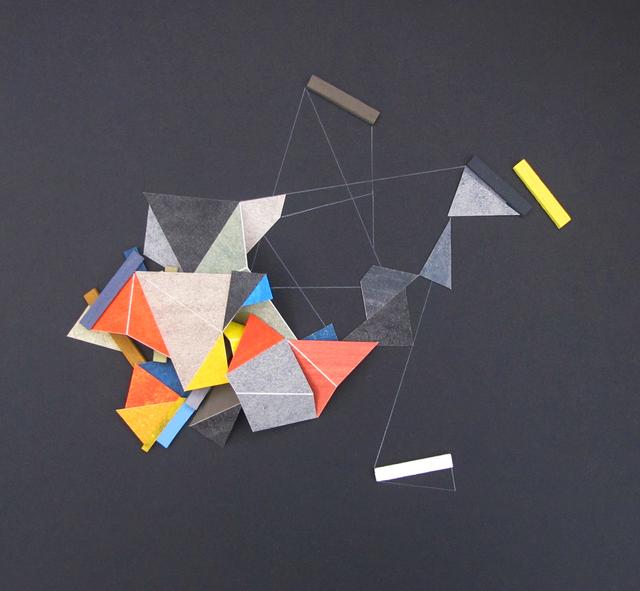 Sarah Bridgland, 'Construction 8', 2014, Nancy Hoffman Gallery
