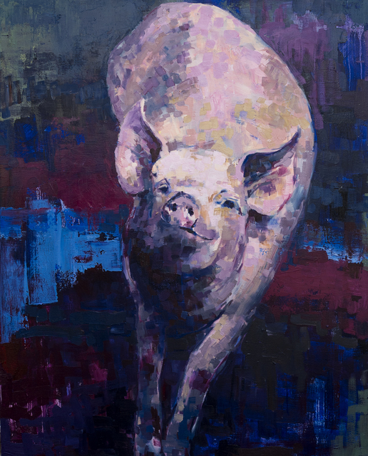 , 'Be What You Are,' , Sirona Fine Art