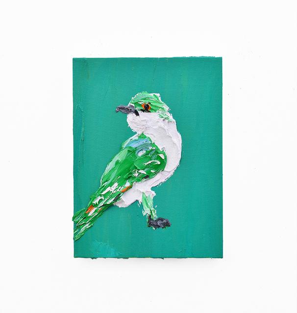 , 'Hugo's Bird,' 2018, SMAC