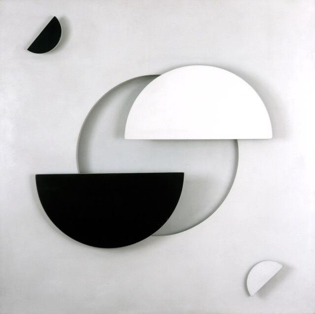 , 'Splitting of Cosmic Egg,' 1969, Galería de las Misiones
