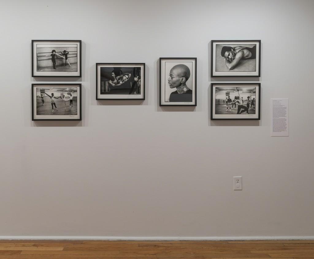 Circa 1970 (installation view). The Studio Museum in Harlem, November 17, 2016–March 5, 2017; Photo: Adam Reich
