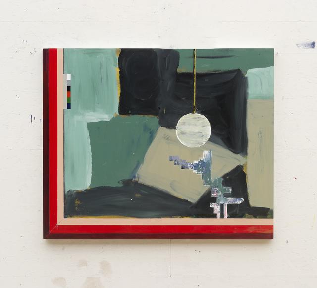 , 'Friedrich Garten,' 2017, V1 Gallery