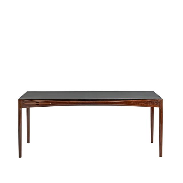 Aksel Bender Madsen and Ejner Larsen, 'Desk with leatherr top', 1958, Dansk Møbelkunst Gallery
