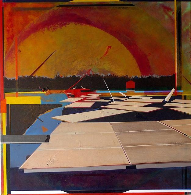 , 'Tectonic Shift #5,' 2017, Mark Moore Fine Art