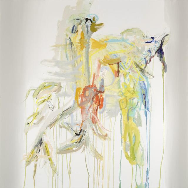 , 'Orange-bellied Parrot,' 2017, Wally Workman Gallery