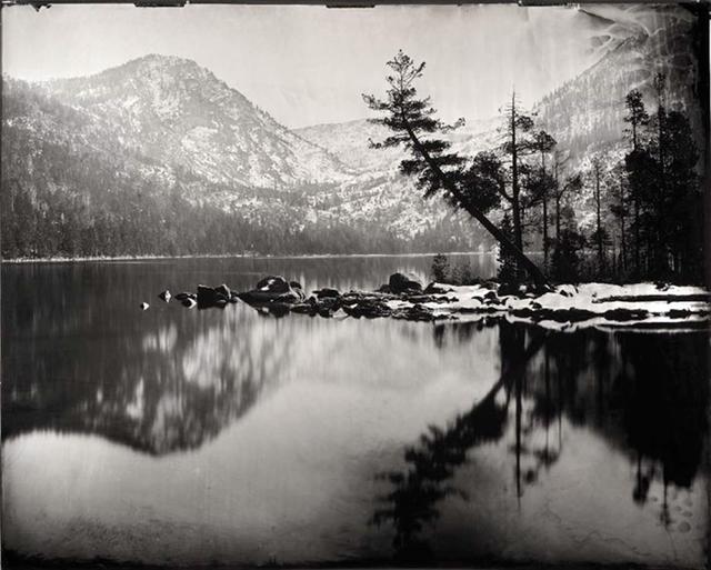 , 'Cascade Lake,' 2013, Danziger Gallery